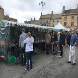 Market stalls a popular attraction